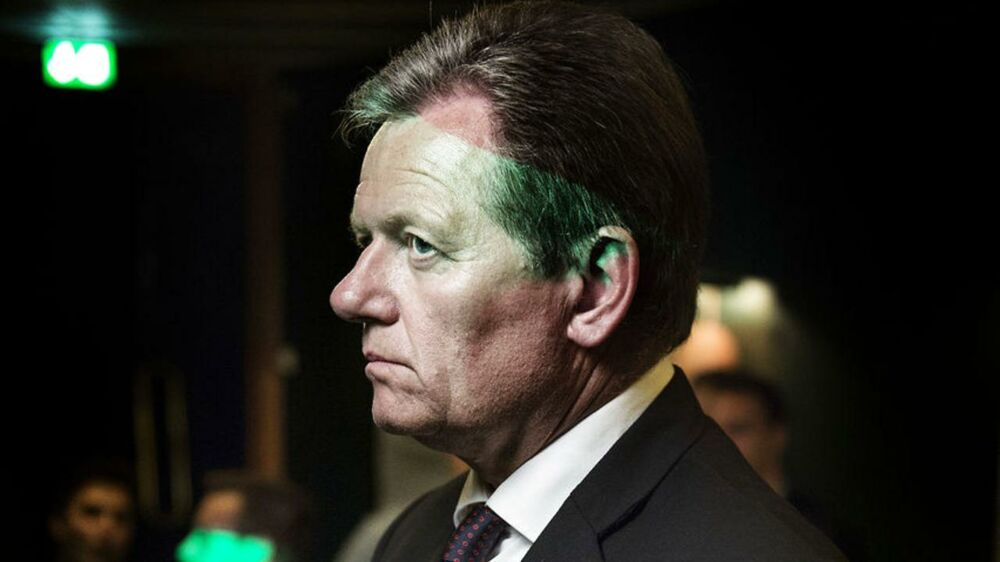 Det Konservative Folkeparti holder valgfest i Jazzhouse i København på valgdagen, torsdag den 18. juni 2015. Lars Barfoed