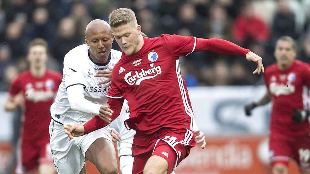 Andreas Cornelius var torsdag aften i kamp for FC København, da holdet spillede sig videre til pokalfinalen. Søndag spillede han også mod FC Midtjylland. I mellemtiden har han været en tur i Italien.