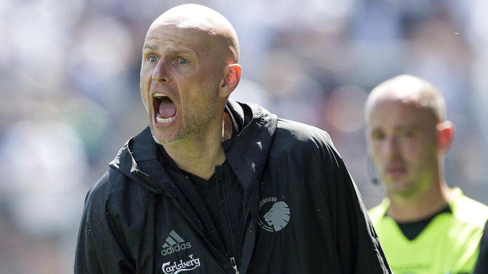 FC København og manager Ståle Solbakken forlænger samarbejdet med Tom Høgli.