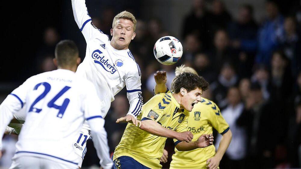 Pokalfinalen er ikke den største kamp for FCK i denne sæson. Det er den for Brøndby, mener Cornelius.
