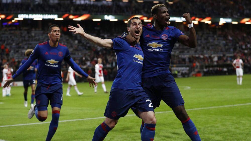 Paul Pogba (th): »Vi vandt for Manchester og for landet.«