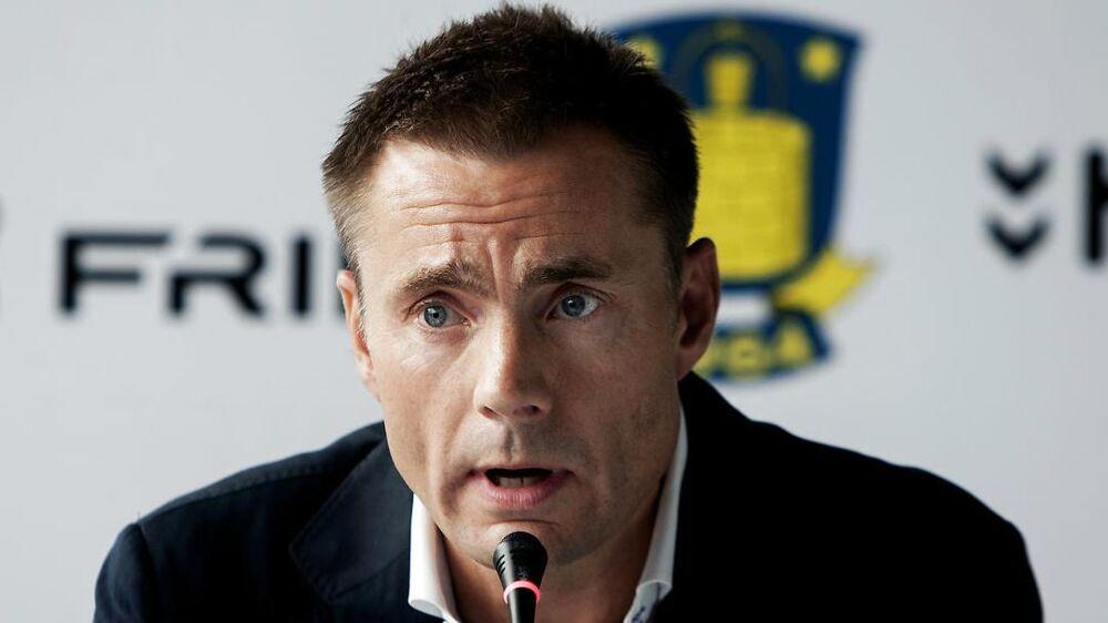 Jan Bech Andersen mener, at det er realistisk med målsætning om top tre i næste sæson.