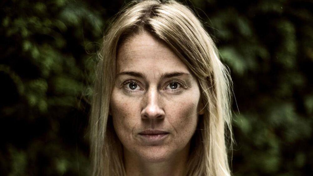 43-årige Camilla Martin har været tv-vært i ti år.