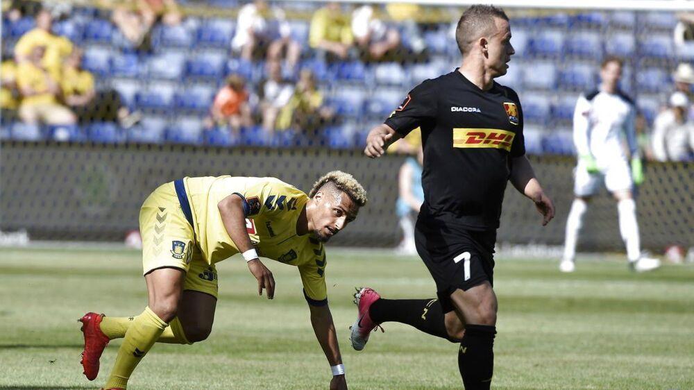 Brøndby måtte ned i sæsonens sidste kamp mod FCN