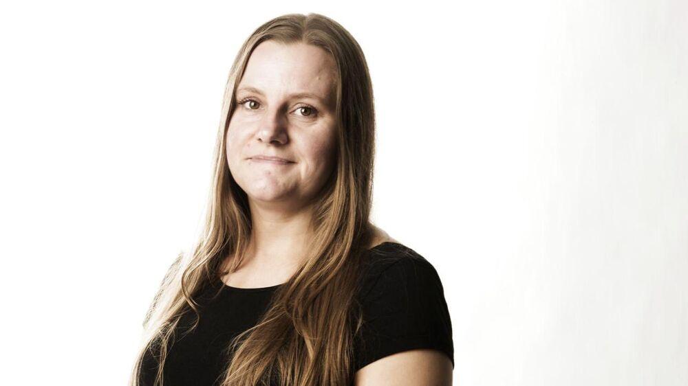 Dorte Hansen.