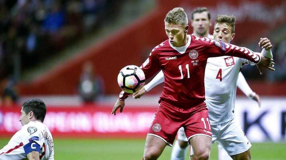 Viktor Fischer skifter fra Middlesbrough til Mainz 05.