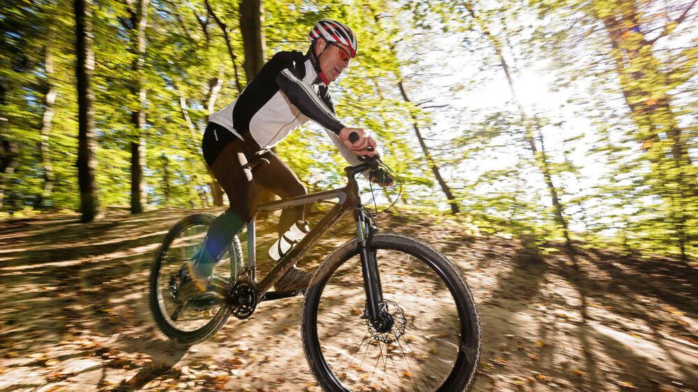 Især salget af mountain-bikes er stigende.