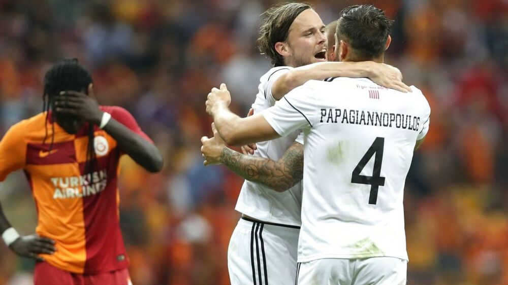 Östersund leverede torsdag aften en overraskelse af de helt store, da de sendte tyrkiske Galatasaray ud af Europa League.