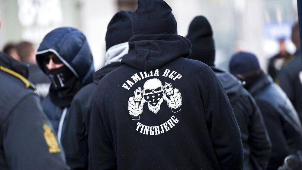 ARKIVFOTO 2013 af bandegrupperingen LTF / Loyal To Familia-
