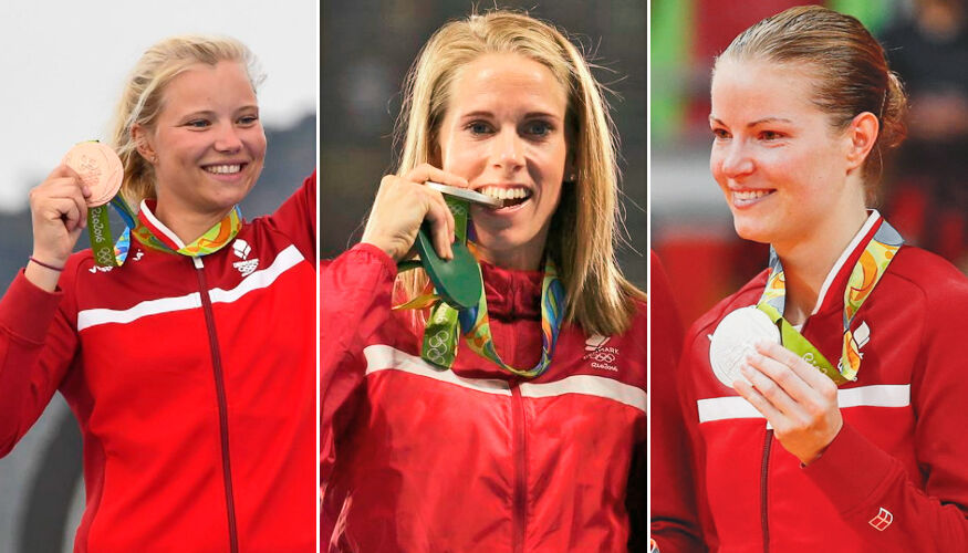 Glæden og smilene var store for de danske atleter, som fik en medalje ved OL i Rio. Men i dag hænger flere af dem med skuffen, fordi det har vist sig, at medaljerne, de fik, er begyndt at forfalde på grund af en usædvanlig dårlig kvalitet.
