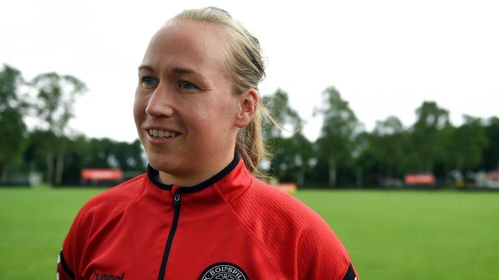 I artiklen her fortæller den danske målkvinde, Stina Lykke Petersen (billedet) og Stine Larsen om dét at være tilbage igen efter en fantastisk EM-slutrunde.