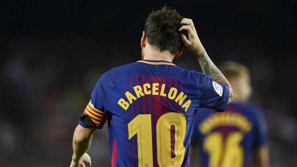 Skal Messi ligesom Neymar forlade Barcelona?