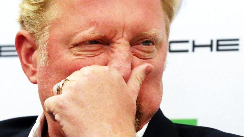 Boris Becker blev onsdag præsenteret som ny chef for tysk tennis. Han vandt i sin karriere seks grandslam-titler.