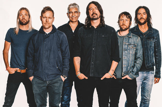 Foo Fighters anno 2017