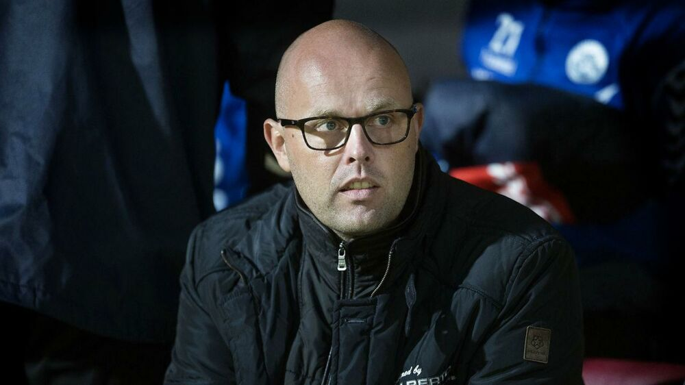 Sønderjyske-træner Claus Nørgaard følte det uafgjorte rsultat mod FCN som en sejr.