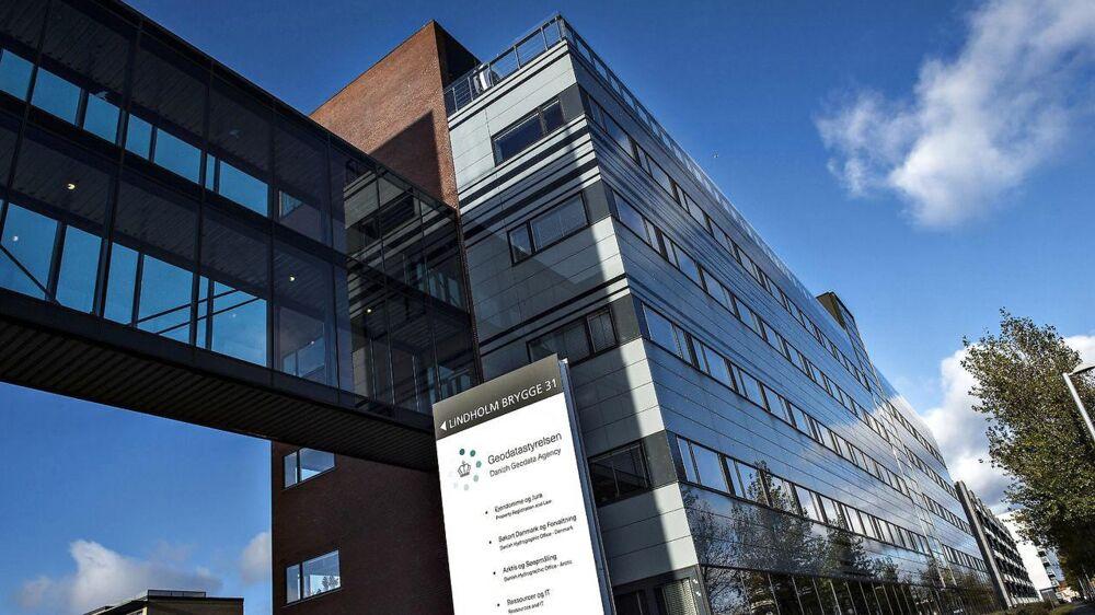 ARKIVFOTO Geodatastyrelsen er som led i udflytningen af statslige arbejdspladser flyttet til Aalborg. Her indviede de tirsdag den 1. november 2016 deres nye domicil. (foto: Henning Bagger / Scanpix 2016)