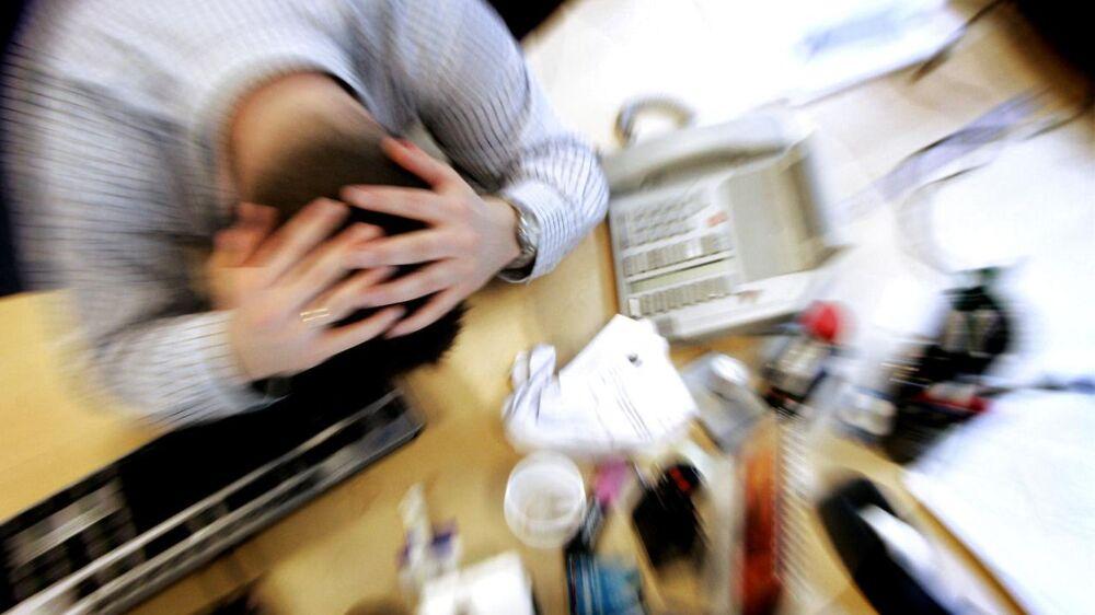 430.000 danskere oplever dagligt symptomer på stress