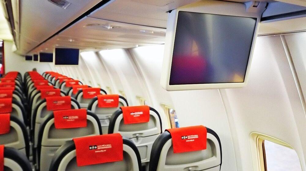 Vil du opgraderes på din næste flyvetur? Læs med her. Foto: Norwegian
