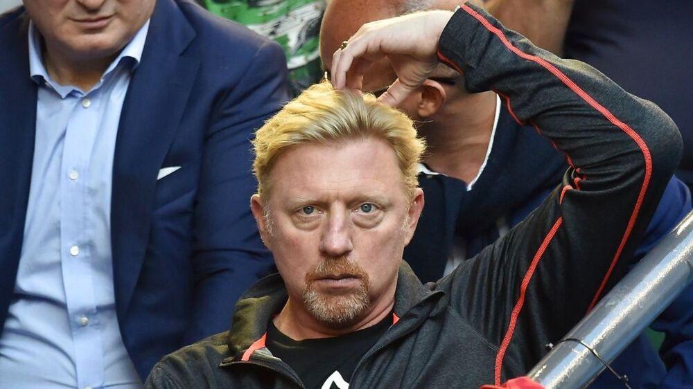 Boris Becker er blevet både trodsig og bitter.