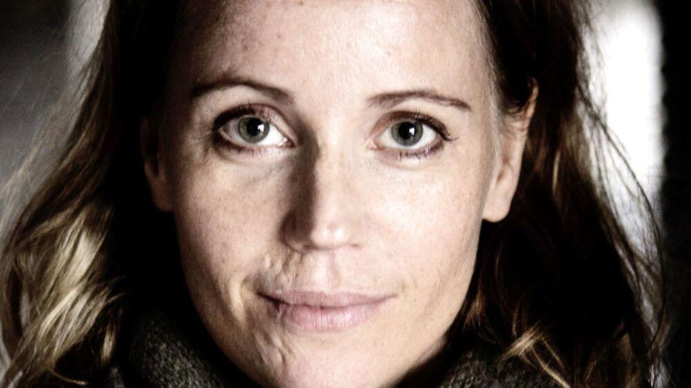 Sofia Helin spiller hovedrollen som den mærkelige og traumatiserede efterforsker Saga Norén i tv-dramaet 'Broen.' Privat har hendes liv heller ikke været en dans på roser. (Arkivfoto)