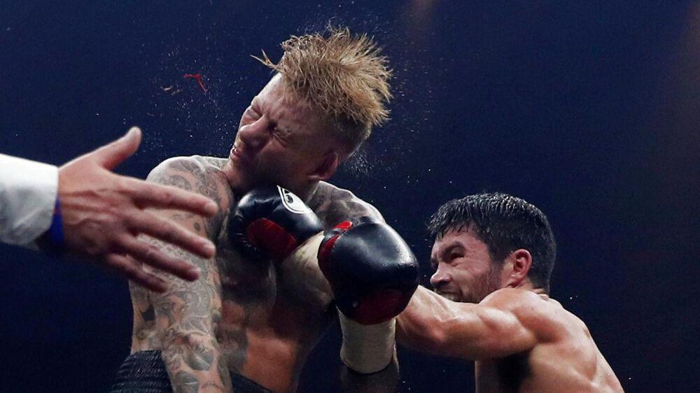 Patrick Nielsen blev knockoutet i sin seneste kamp. Nu bliver han også sendt til tælling af sin promotor.
