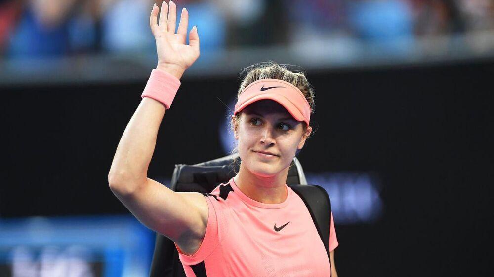 Eugenie Bouchard har sagsøgt organisationen bag US Open.