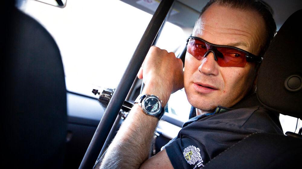 Gran Canaria med Saxo Tinkoff Gran Canaria træning tirsdag Sportsdirektør Lars Michaelsen