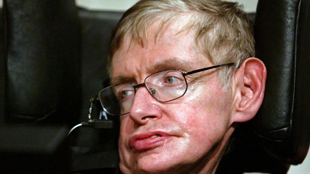 Stephen Hawking fotograferet i 2006.