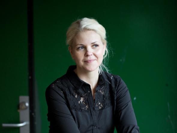 37-årige Maria Roneklindt er folkeskolelærer. Hun mangler tid til at forberede undervisningen, siger hun.