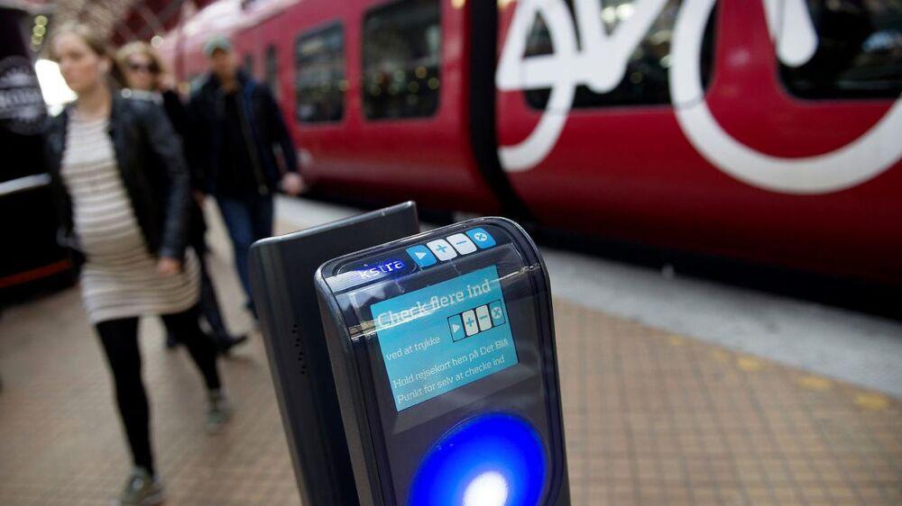 Hver tredje passager gider ikke bruge Rejsekortet. Arkivfoto