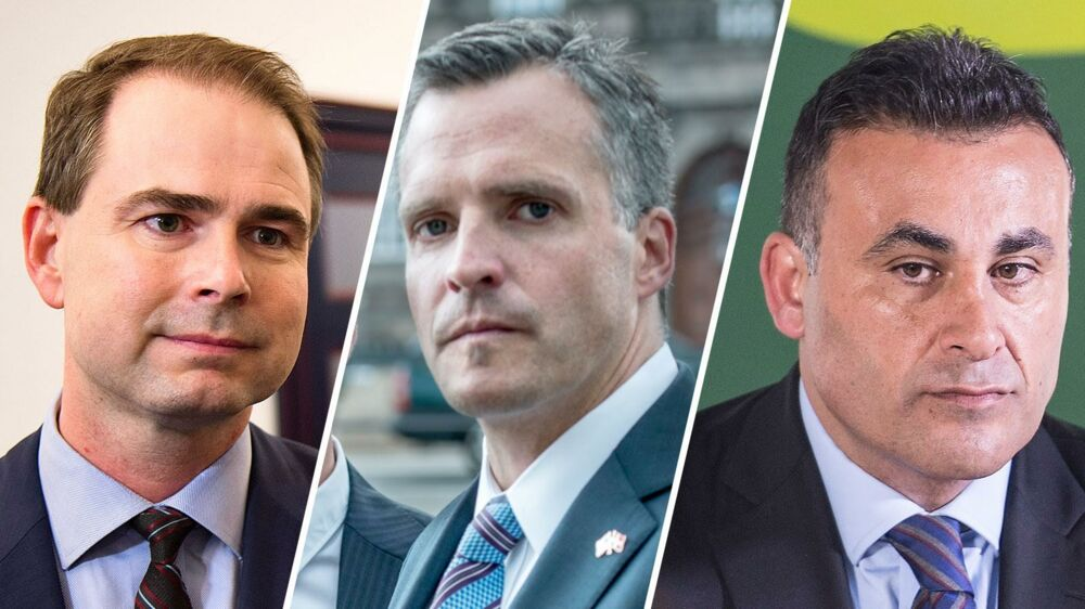 Nicolai Wammen kritiserer Naser Khader for den kritik det konservative folketingsmedlem fredag rettede mod USAs ambassadør, Rufus Gifford.