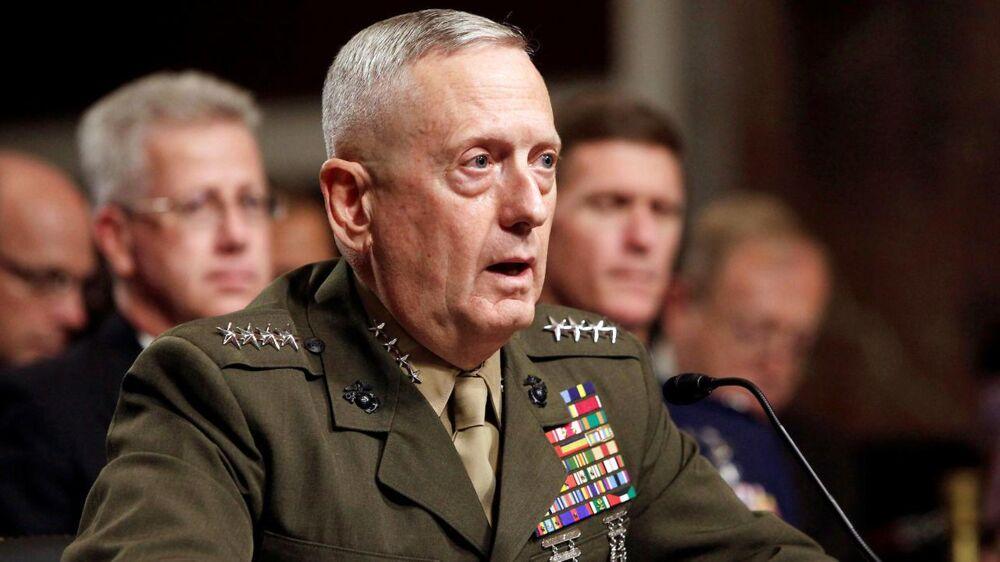Mad Dog Mattis bliver ny forsvarsminister, hvis ellers Senatet godkender ham.