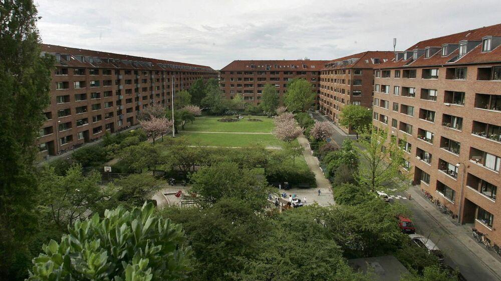 Andelsboligforeningen Hostrups Have er fredag begæret konkurs af Nykredit.