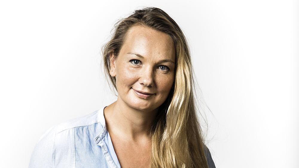 Christina Sederqvist.