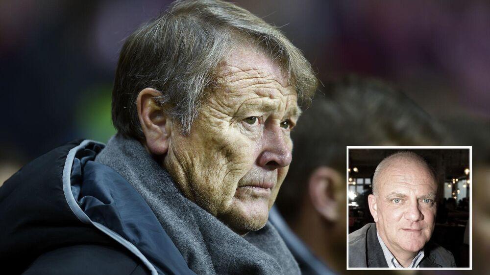 Flemming Toft kalder det 'helt ude i hampen', at Åge Hareide melder ud om sin kontrakt før DBU.