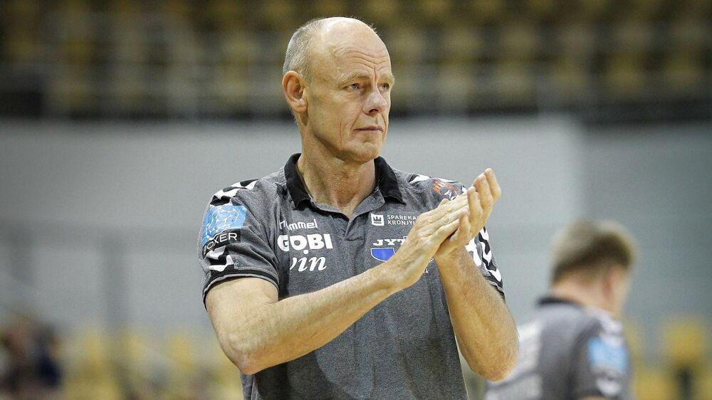 Århus Håndbold med træner Erik Veje Rasmussen i spidsen kommer ikke med i årets slutspil.