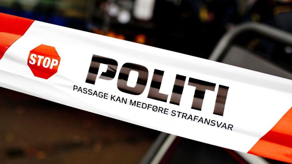 En mand fra Tårs i Nordjylland kom tirsdag eftermiddag hjem til blodspor i sin garage.