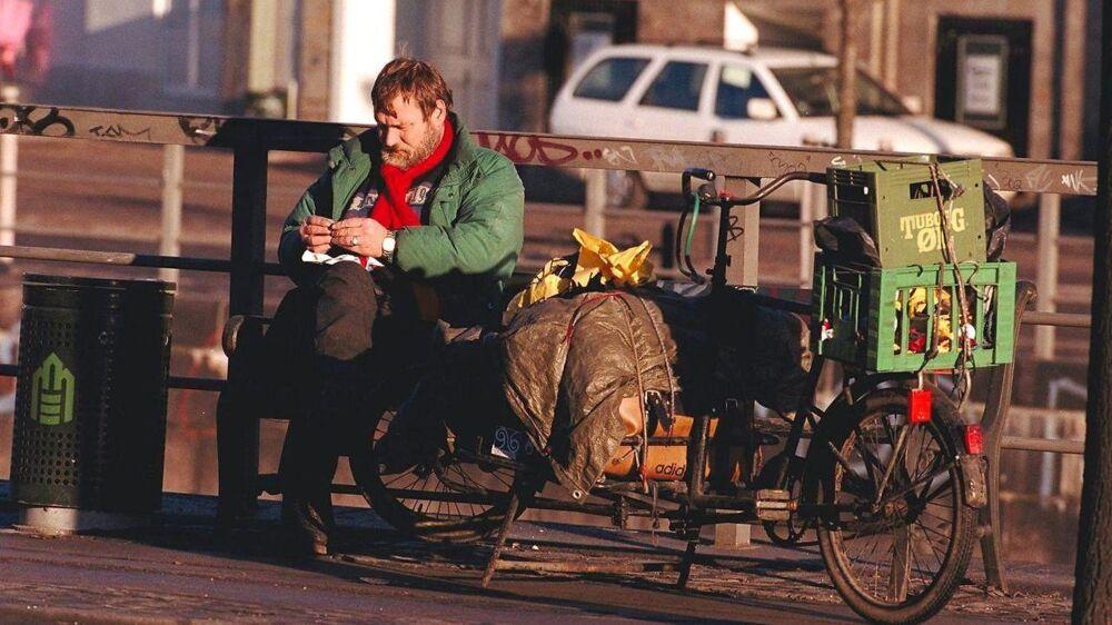 Hjemløse bliver overfaldet og truet i starten af måneden, når de netop har modtaget deres kontanthjælp.