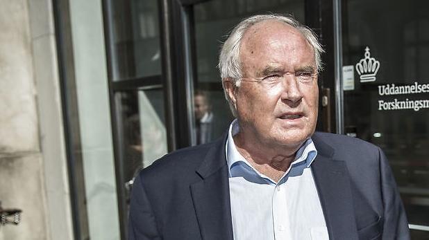 Flemming Østergaard blev torsdag dømt for kursmanipulation i landsretten.