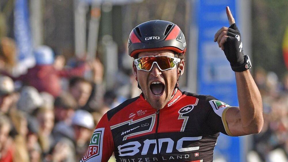 Greg van Avermaet vandt E3 Harelbeke.