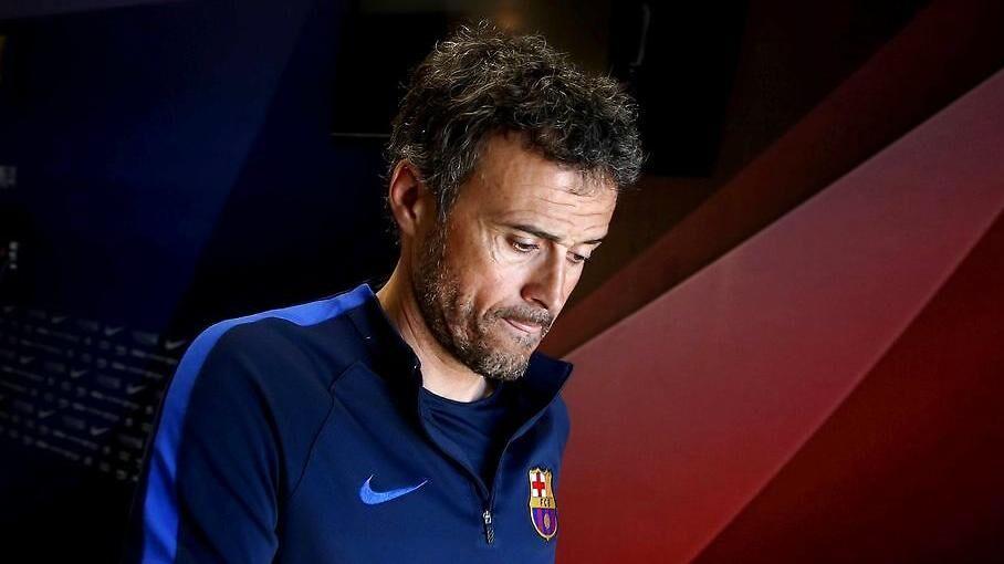 Barcelona afviser at have talt med Ernesto Valverde som Luis Enriques afløser.
