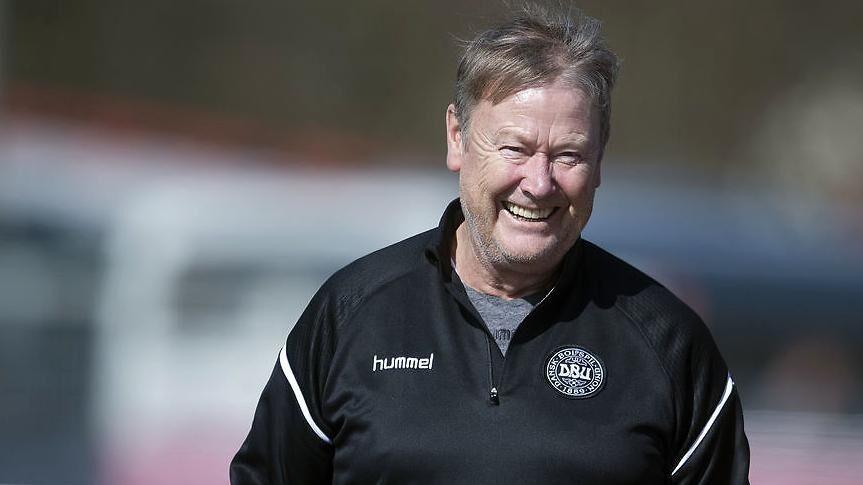 Åge Hareide ligner en dansk landstræner i et godt stykke ud i fremtiden.