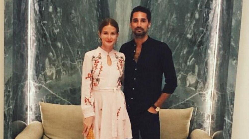 Millie Mackintosh rejste spontant til Dubai for at overraske kæresten Hugo. Nu taler alle om hendes ben.