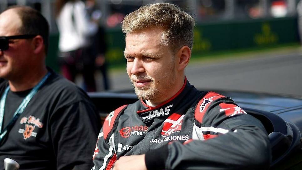 Kevin Magnussen er sluppet for billigt efter sin kollision med Marcus Ericsson.