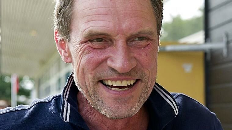 Michael Manniche... eller er det Glenn Strömberg?