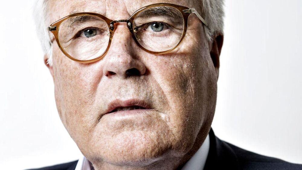 Flemming Østergaard er for nylig blevet idømt halvandet års fængsel.