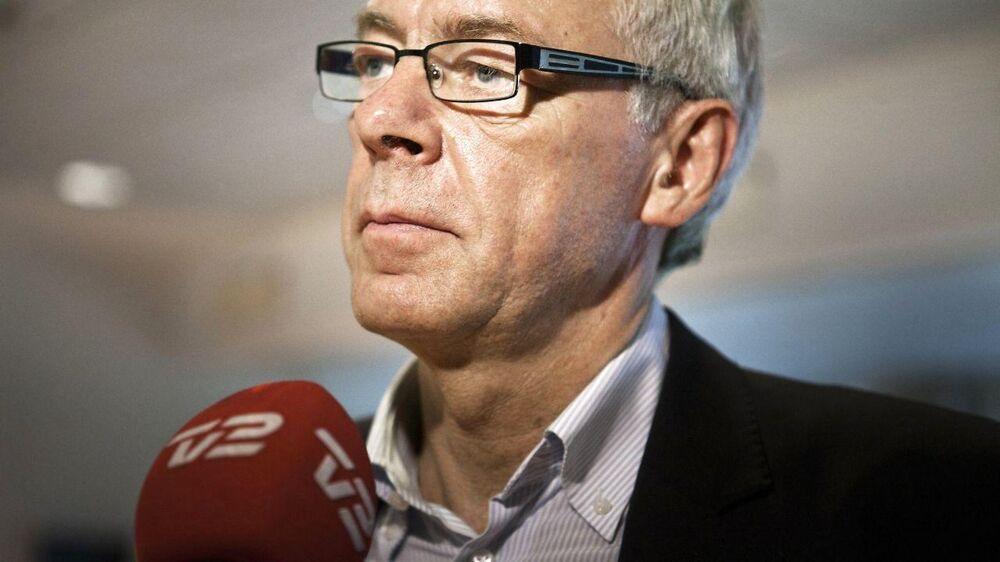 Jim Stjerne Hansen genopstiller ikke til bestyrelsen i Brøndby.