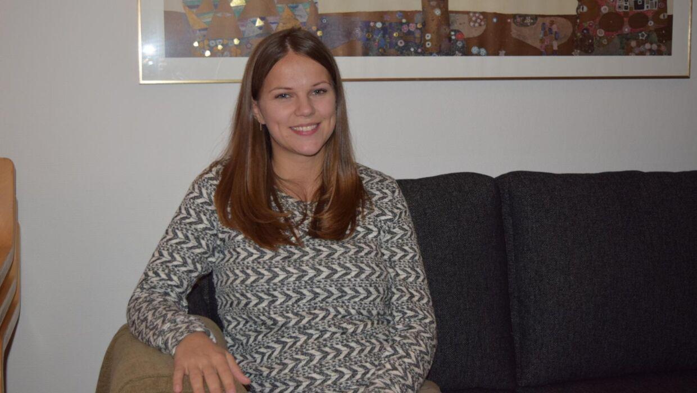 Svenske Liza-Maria Ristrand fortæller om en stigning i antallet af sexafhængige, som vil behandles for afhængigheden, som hun også selv har lidt af.