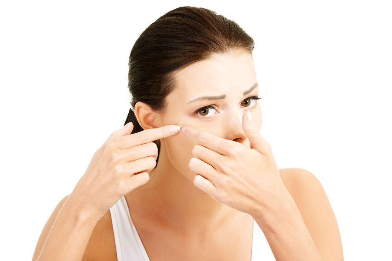 væskeophobning i ansigtet