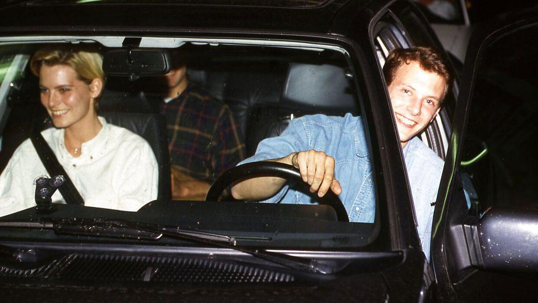 Iben Detlefs er død efter længere tids sygdom. Her ses hun sammen med Joachim i 1991.